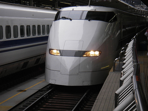 Shinkansen- Japan's Bullet Train